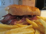 Baked Ham and Swiss Sub012