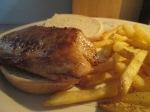 Blackened Tilapia Sandwich Fries010