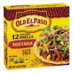 Old El Paso TostadaShells