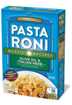 Pasta Roni Rustic Recipes Olive Oil and ItalianHerb