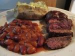 5 oz. Petite Buffalo Top Sirloin Steak Bake Pot003