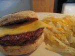 Chicken Sausage Breakfast Sandwich009