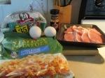 Thin Cut Pork Chops, Hash Browns, Scrambled Eggs002