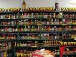 Hot sauces come in manyvarieties.