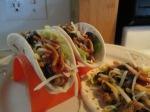 Turkey and Black Bean Mini Street Tacos inplate