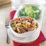 All-in-One Burger Stew