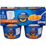 Kraft Macaroni and Cheese Dinner WholeGrain