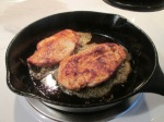 Perdue Perfect Portions Italian Style Chicken Breasts inskillet