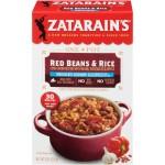 ZATARAIN'S REDUCED SODIUM RED BEANS AND RICE20