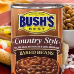 BUSH'S COUNTRY STYLE BAKEDBEANS