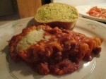 Lasagna with Meat and Sauce1