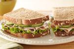 Turkey and Mango ChutneySandwich