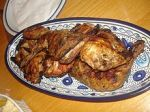 Another barbecued chickendish
