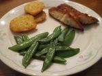 Fried Gulf of Maine Redfish Potato Pancakes(2)