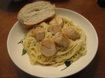 Sea Scallops and Pasta Roni(6)