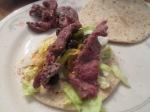 Buffalo Steak Strip Street Tacos(4)