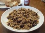 Dirty Rice and Ground Turkey(4)