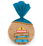 Mission Street Tacos Carb Balance Whole Wheat Tortillas21